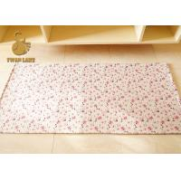 Buy cheap Outdoor Decorative Heat Transfer Rug , 3d Fire Resistant Mat Multi Colors product
