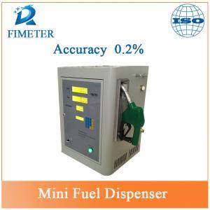 Buy cheap Mini Diaphragm Pneumatic Fuel Oil Dispenser Pump product
