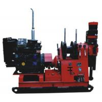 Buy cheap 300m Hydrolic Chuck Spindle Mining Geological Core Drilling Machine product