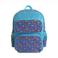 Buy cheap Recycled Mens Floral BackpackNon - Woven Fabric With Water Bottle Holder product