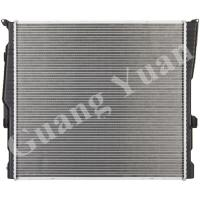 Quality Anti Corrosion Custom Replacement Aluminum Radiator For Car / Auto High Heat for sale