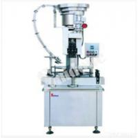 China Automatic Capping Machine For Pilfer-proof Caps With One Head on sale