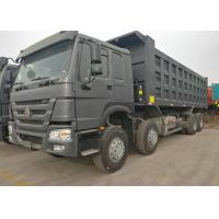 Buy cheap 25CMB 371HP Diesel Engine Heavy Dump Truck Used In Construction Site To Transport Soil product