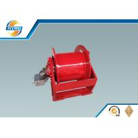 Travelling Block And Hook High Speed 30 ton Hydraulic Winch With Long Rope