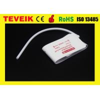 Buy cheap Disposable Single Hose NIBP Cuff for patient monitor, nonwoven cloth material product