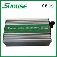 China  Modified Sine Wave Power Inverter 1000w Peak Power 2000w DC to AC 24v to 220v  for sale