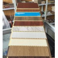 China Construction building material wpc wall panel wholesale