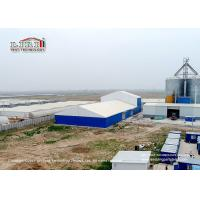 Buy cheap Sandwich Wall Aluminum Warehouse Tent For Storage / Temporary Workshop Tent product