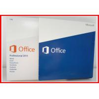 Buy cheap Microsoft office 2013 professional plus product key full version DVD retailbox office 2013 pro activated product