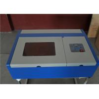 China AC 110-220v 50/60HZ CO2 Laser Engraving Cutting Machine Mini Laser Cutter For Glass wholesale