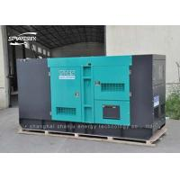 Buy cheap 200 KVA Silent Diesel Generators Brushless Synchronization System product