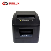Buy cheap New fast printing speed thermal printer Nv logo Cash Drawer Driver Esc pos 80mm Thermal Receipt Printer product