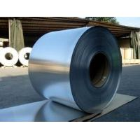 Buy cheap Blue Hydrophilic Aluminium Foil Alloy 8011  1100 With HO Temper product