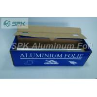 Quality 100 % Recycled Aluminum Coils Jumbo Roll For Food Storing Freezing for sale