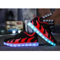 Buy cheap Fashion Childrens LED Shoes Adult Kids Led Light Shoes For 2017 Winter product