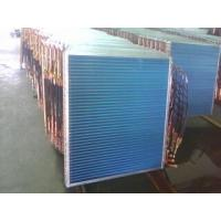 Buy cheap Hydrophilic Fin -Window Type Blue Fin Heat Exchanger For Heat Transfer In Cold Storage product