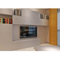Buy cheap Light Grey Color Modern Style Self Adhesive Wallpaper For Furniture Decoration product
