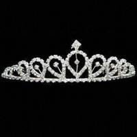 Buy cheap Tiara, New Style Everyday, Available in Various Designs and Sizes product