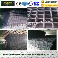 Buy cheap Multifunctional Steel Reinforcing Mesh Build Smaller Concreting Projects product