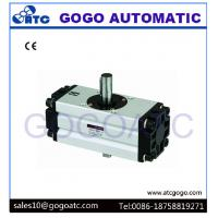 China CRA1 Series GearRack Swaying Cylinder Pneumatic Rotary swing air cylinder on sale