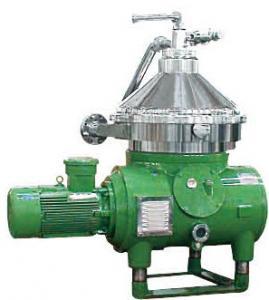 Penicillin Extract Purification Centrifugal Filter Separator Pressure 0.2 Mpa