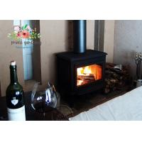 Buy cheap Hot-selling copper black  wood cast iron heating fireplace insert product
