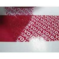 Buy cheap PARTIAL TRANSER SECURITY LABELS AND TAPE product