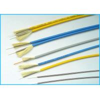 Buy cheap 24 Cores Multimode Fiber Optic Cable / Crush - Resistance Fiber Patch Cables from wholesalers