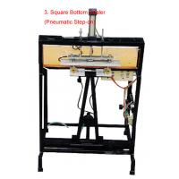 Buy cheap Industrial Peripheral Equipment Devices Manual Square Bag Bottom Sealer Standard Size product