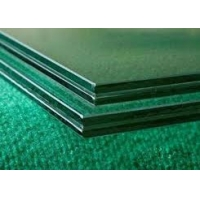 Buy cheap 8mm Laminated Security Glass Sheets / Toughened Laminated Glass Balustrade from wholesalers