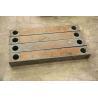 Buy cheap CNC Machine Laser Cutting Steel Sheet Fabrication ASTM / GB / JIS Standard from wholesalers