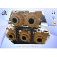Buy cheap Gravel Pump Marine Sand Pump For River Sand Mining 6 / 4 D - G product