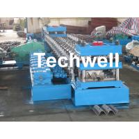 Buy cheap Galvanized Steel Sheet 2 Wave Guardrail Curving Machine for Curvinging Highway Guardrail Profile product