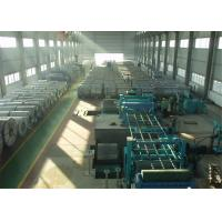 Buy cheap Continuous GI Steel Sheet Hot Dip Galvanizing Line Steel Roll Forming Machine product