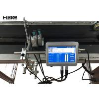 Buy cheap UV Invisible Ink Automatic Date Code Inline Inkjet Printer For Food from wholesalers