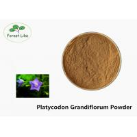 Buy cheap Root Part Superfood Supplement Powder Platycodon Grandiflorum Powder For Health Care product