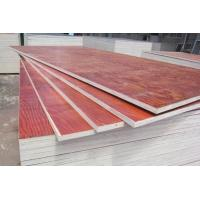 Buy cheap Red Green 9mm 12mm 15mm 18mm waterproof WBP Glue laminated Film faced plywood 2 time hot press product