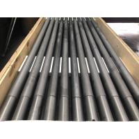 Buy cheap Reaction Bonded Refractory Kiln Furniture Silicon Carbide Pipe / Beam High Hardness product