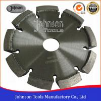 Fast Cutting Crack Chasing Diamond Blades For Hard Granite 150 Mm