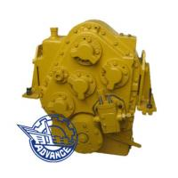 Buy cheap Industrial Fixed-shaft Powershift Gearbox for ZL16 / ZL18 Loader , Cast Iron Reducer DB55 product