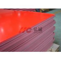 High Performance Glass Reinforced Polyester Sheet / Fiberglass Reinforced Plastic Sheet
