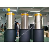 Buy cheap Parking Hydraulic Retractable Bollards , Electrical Rising Security Bollards from wholesalers