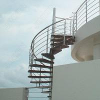 stainless steel handrail design
