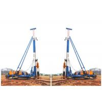 Buy cheap 3T-13T Hammer Piling Machine , Sheet Pile Driving Equipment OEM Service product