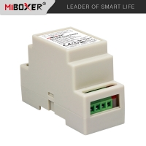 Buy cheap Anti Fire Dali Lighting Control Module DALI Bus Power Supply Din Rail product
