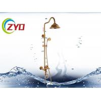 Buy cheap Durable Bathroom Shower Sets Light Weight 8 - 12kgs Water Pressure product