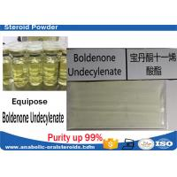 Buy cheap Bodybuilding Boldenone Steroid Boldenone Undecylenate / EQ / Equipoise No Side Effect product