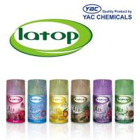 Buy cheap Metered Air Freshener Lilac, Citrus, Ocean, Antitobacco Smell for Automobiles product