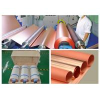 Buy cheap 8 micron Double Shiny Copper Foil For Mobile Phone Material 8um Thick product