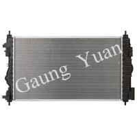 Quality Aluminum Automotive Parts Chevrolet Radiator Replacement With Plastic Tank DPI for sale